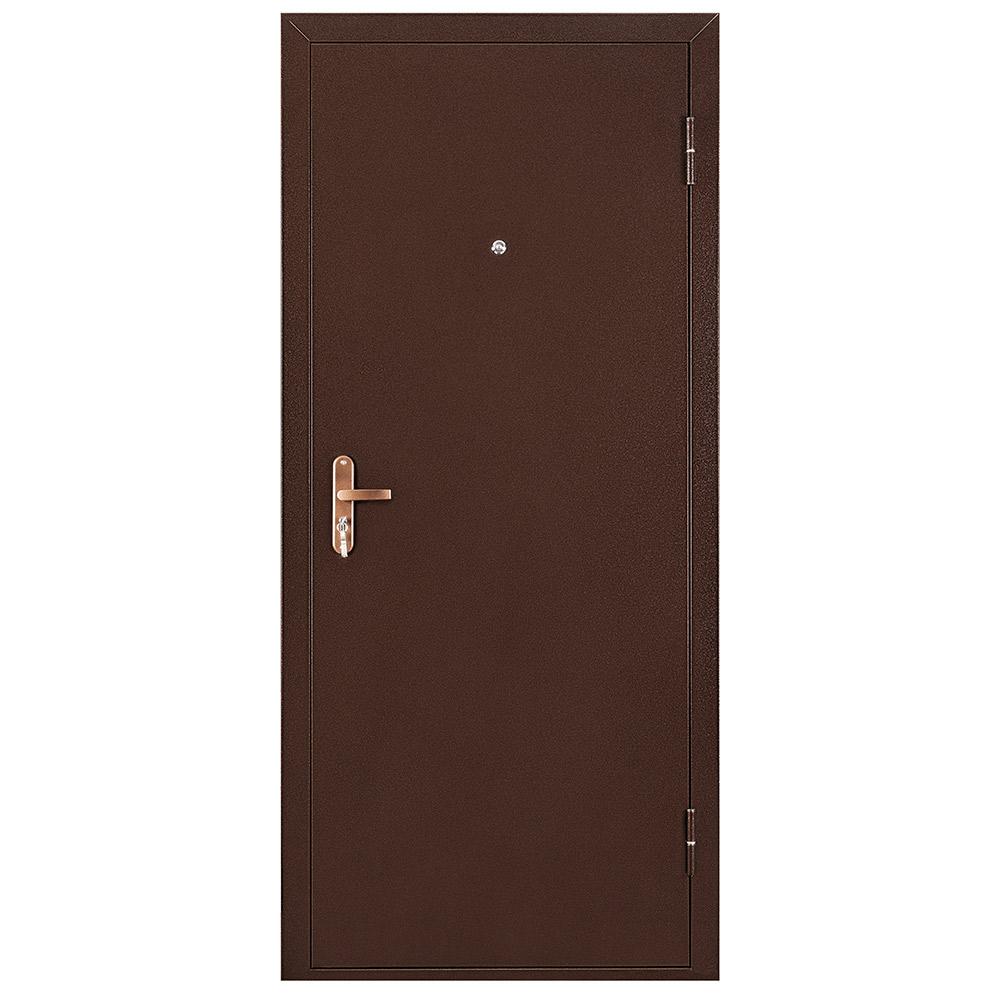 Дверь входная Промет Профи BMD медный антик - медный антик правая 950х2050 мм