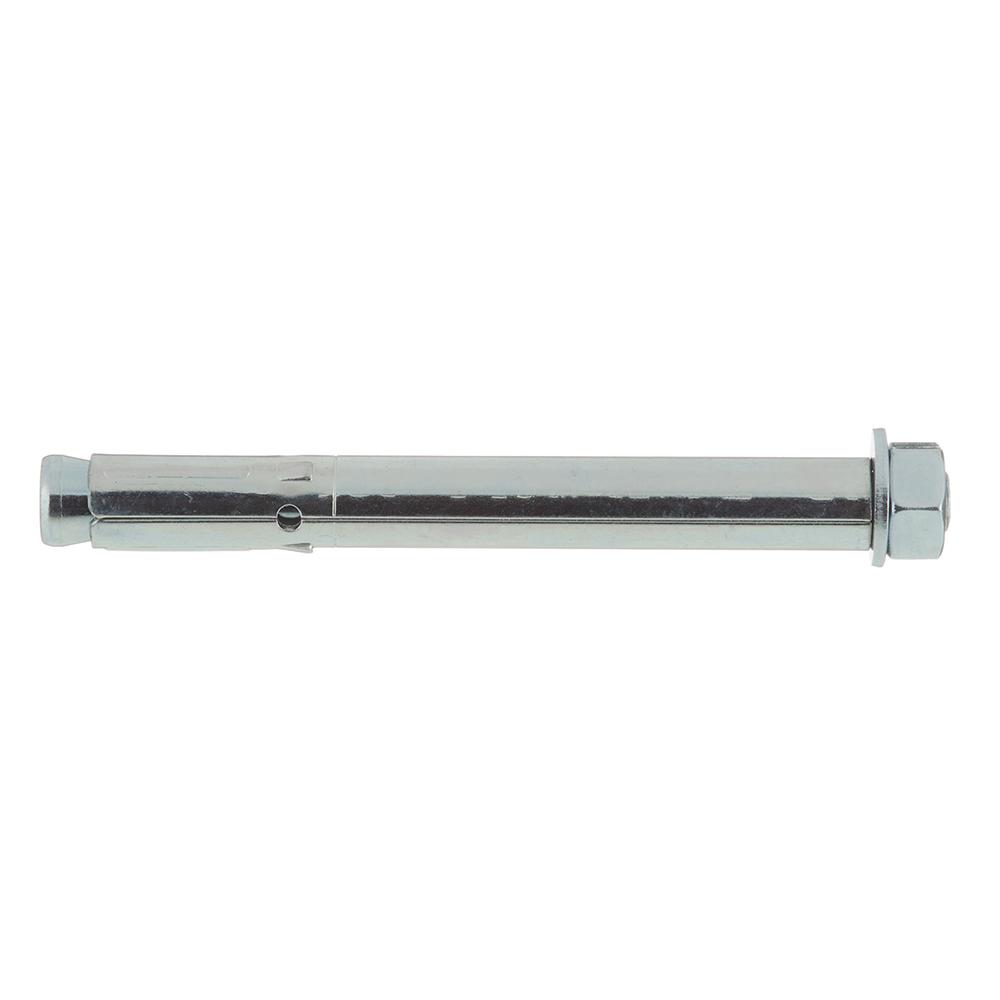 Анкерный болт Hilti HLC для бетона 16х140 мм с гайкой (5 шт.) анкерный болт hilti hlc для бетона 20х150 мм с гайкой 5 шт