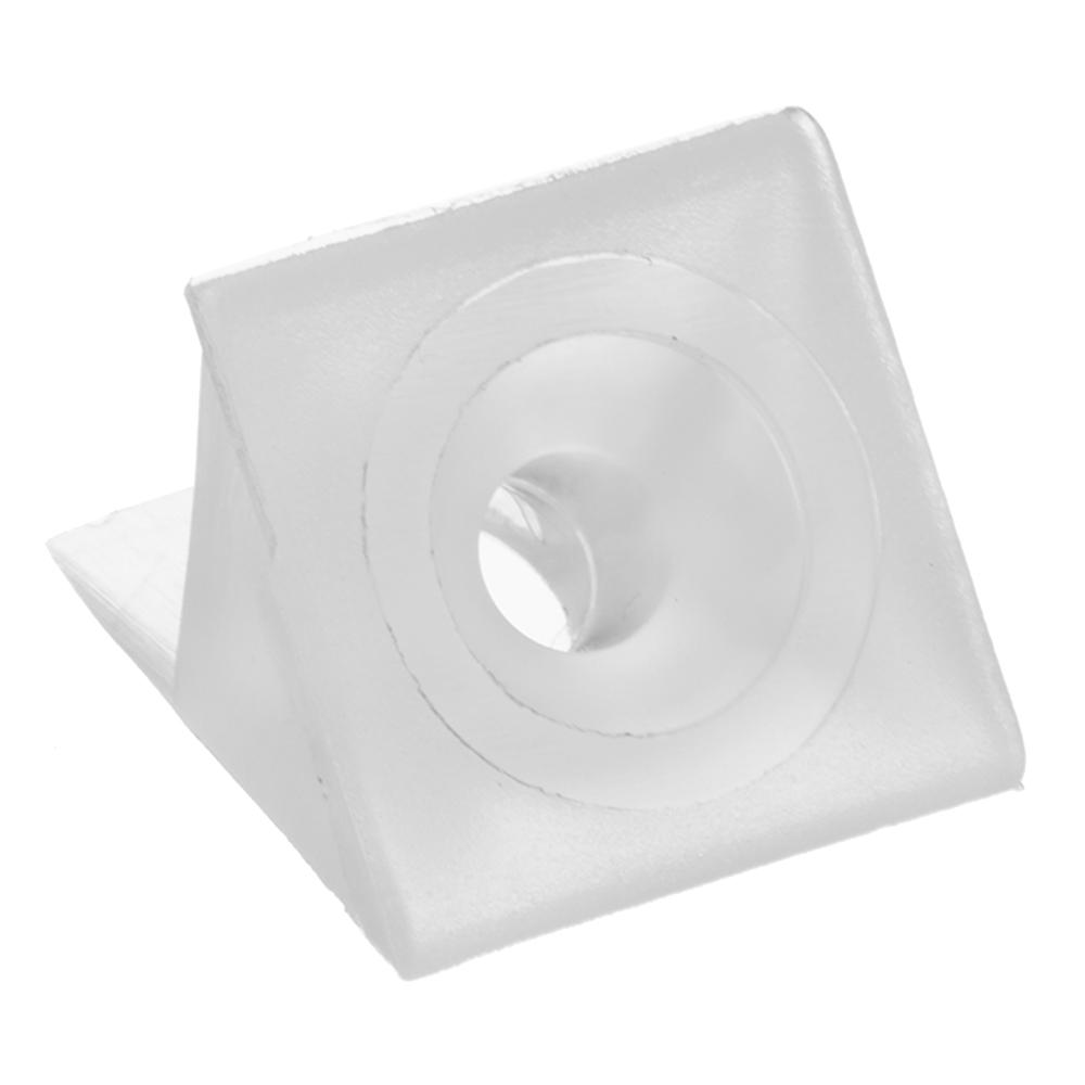 Фиксатор задней стенки из ДВП FIXWALL белый (10 шт.) стенки