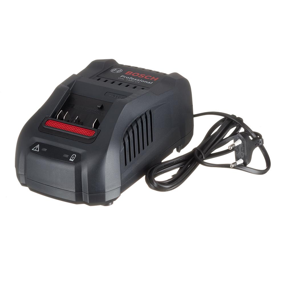 Фото - Зарядное устройство Bosch GAL 1880 CV (1600A00B8G) 14,4/18В зарядное устройство интерскол li ion зу 1 5 18 18 в 1 5 а