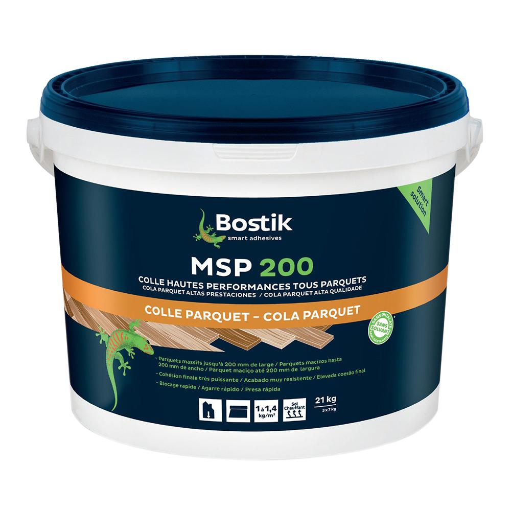 Клей для паркета MS-полимерный Bostik MSP 200 21 кг