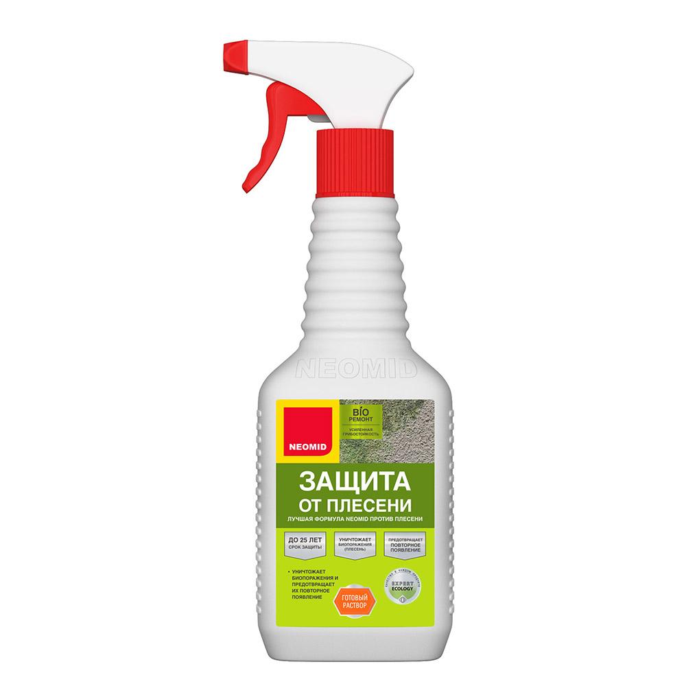 Средство для защиты от плесени Neomid Bio ремонт 0,5 л