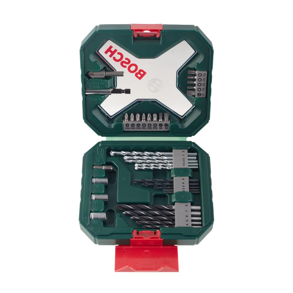 Набор оснастки Bosch X-Line Classic (2607010608) 34 предмета
