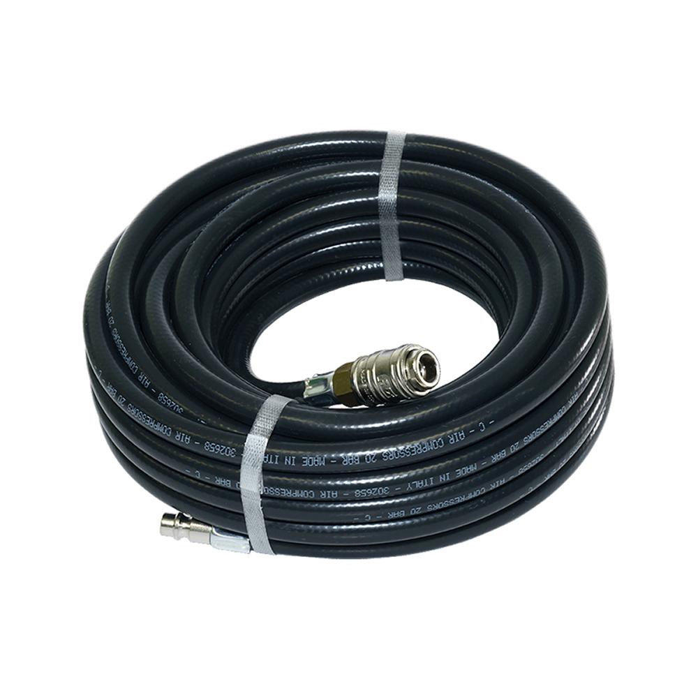Шланг спиральный Fubag (170111) 10 м маслостойкая термопластичная резина с фитингами шланг fubag 170203 20 м