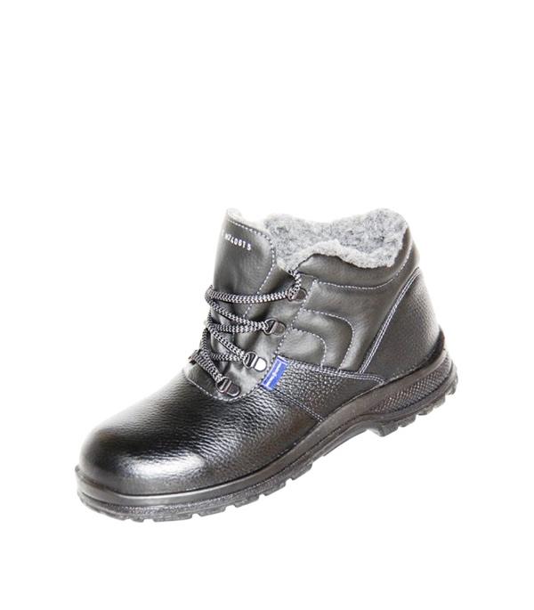 Ботинки строительные искусственный мех, размер 43