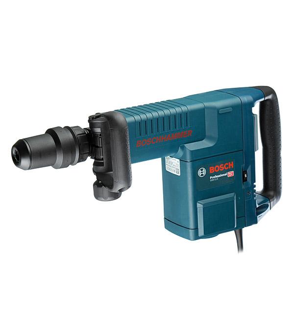 Отбойный молоток Bosch GSH 11 E 1500 Вт 16.8 Дж SDS-max отбойный молоток bosch gsh 11 vc 0 611 336 000