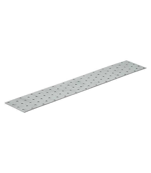цены Пластина соединительная оцинкованная 480х80х2 мм