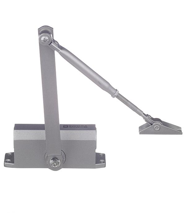 Доводчик дверной ФЗ 25-45 кг серебро дверной доводчик apecs dc 22 25 45 m w 00018914