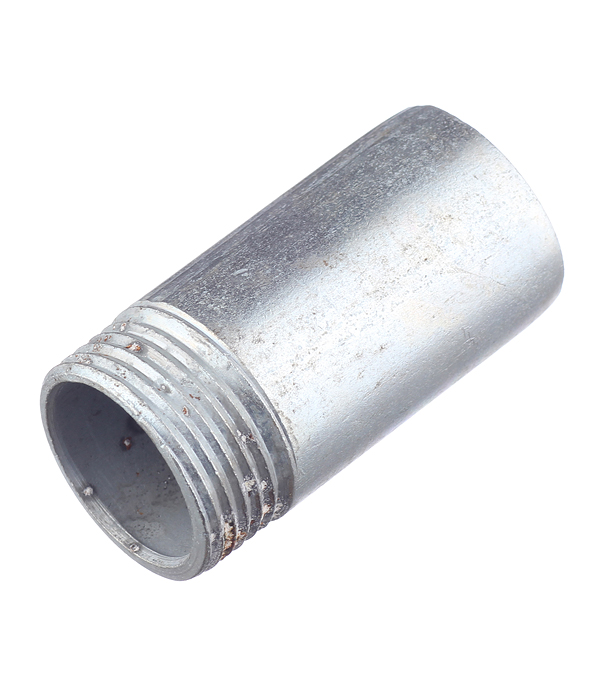 Купить Резьба 3/4 нар(ш) стальная оцинкованная