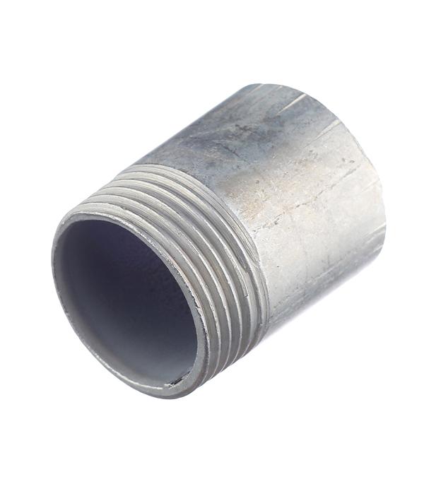 Купить Резьба 1 нар(ш) стальная оцинкованная