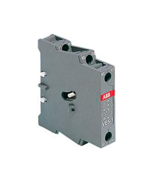 Блокировка реверсивная АВВ VЕ5-1 для контакторов автоматический ввод резерва elitech авр 10