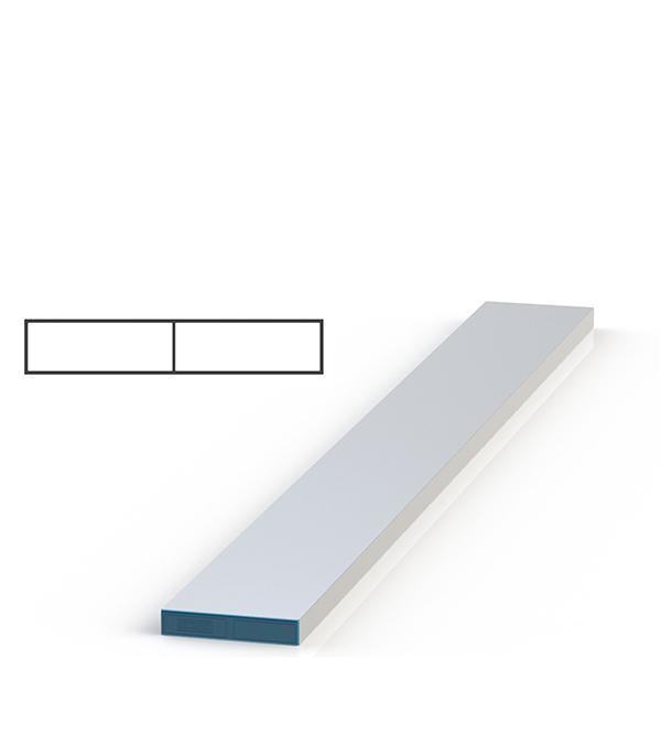 Правило алюминиевое 1 м (прямоугольник)