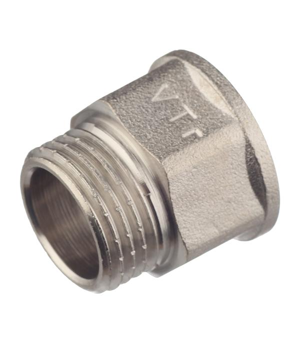 Удлинитель 15 мм 1/2 ВР Valtec удлинитель 60х27 мм 0 4 мм