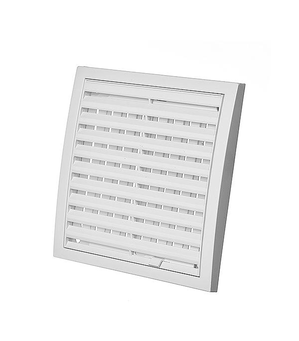 Вентиляционная решетка пластиковая Эра 150х150 мм регулируемая