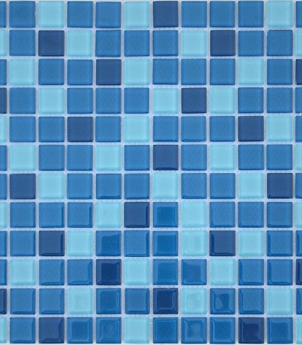 Мозаика стеклянная 298x298х4 мм Crocus