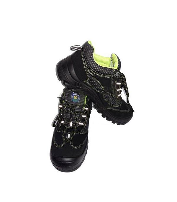 Кроссовки замшевые (композитный защитный носок) размер 43