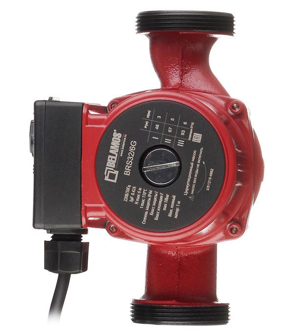 Циркуляционный насос Belamos BRS32/6G для систем отопления циркуляционный насос беламос brs32 6g 180 мм