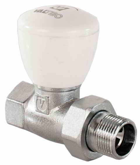 Клапан (вентиль) регулирующий ручной прямой Valtec (VT.008.N.04)