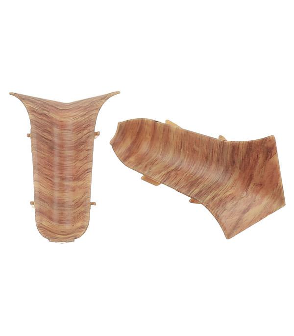 Угол внутренний Wimaг 58 мм дуб обыкновенный (2 шт) стоимость