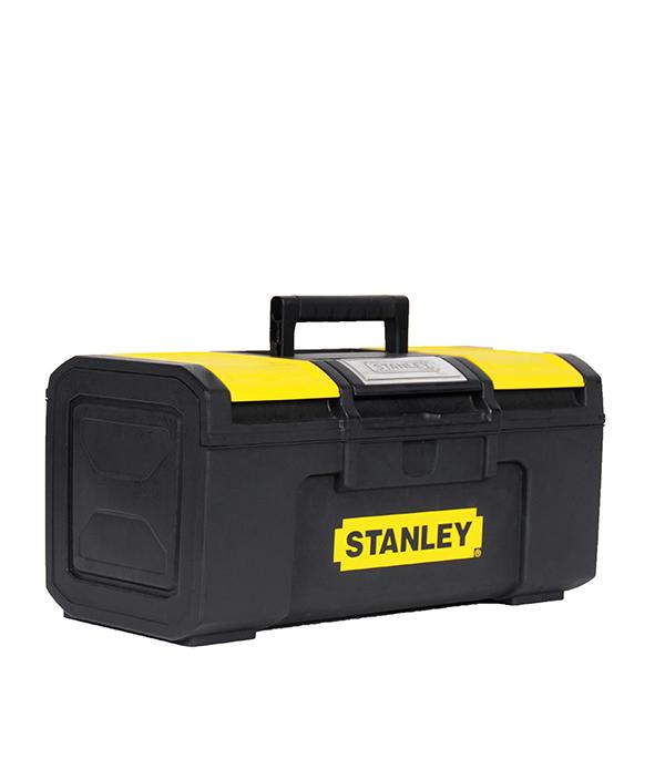 Ящик для инструмента Stanley 39х22х16 см ящик для инструмента с металлическими замками 16 175х210х410мм stels россия 90711