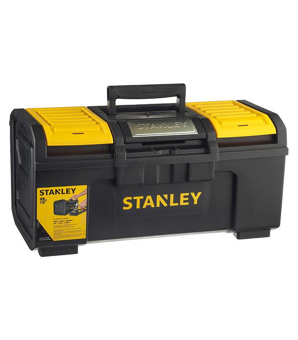 Ящик для инструмента Stanley 49х27х24 см generation 100
