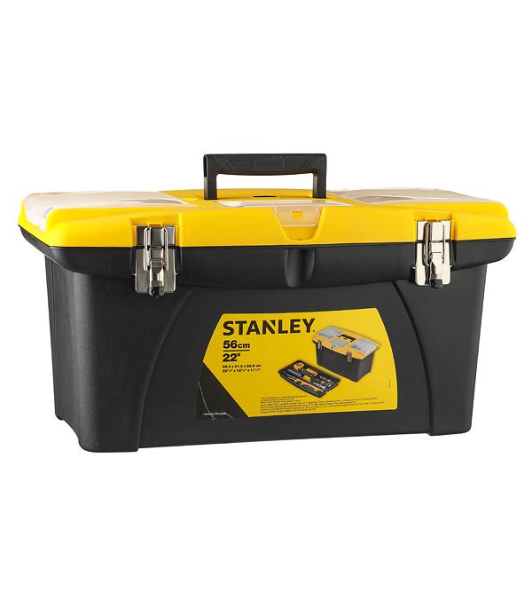 Ящик для инструмента Stanley 57х32х27 см ящик для инструмента ugo loks 22 три органайзера