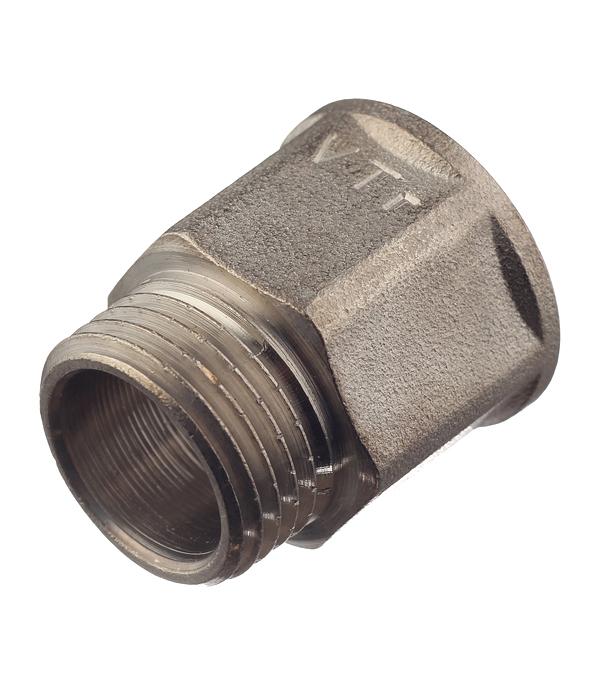 Удлинитель 20 мм 1/2 ВР Valtec удлинитель 60х27 мм 0 4 мм