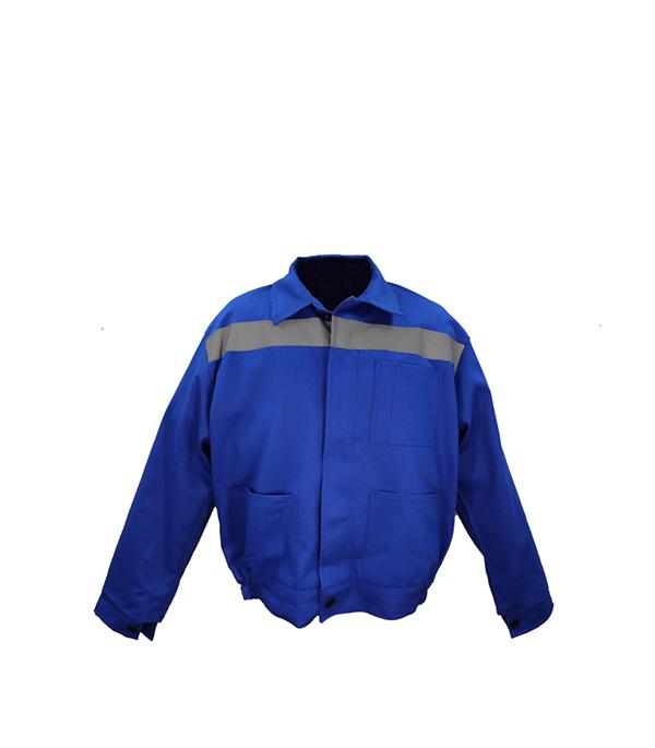 Куртка Бригадир светло-синяя размер 52-54 (104-108) рост 182-188