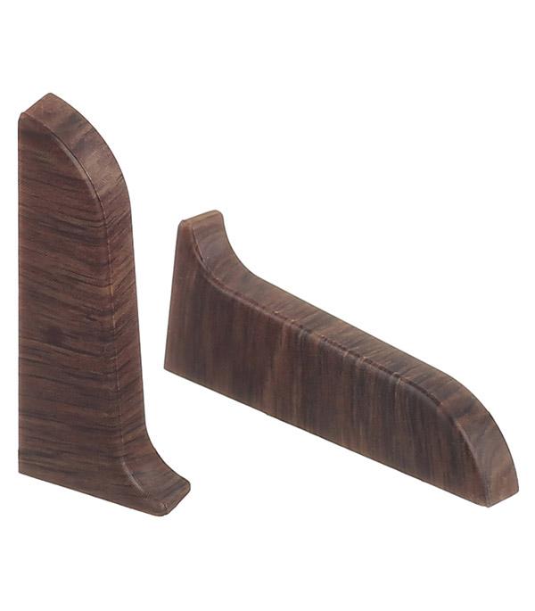 Заглушки торцевые (левая + правая) Wimar 58 мм дуб гартвис (2 шт) стоимость