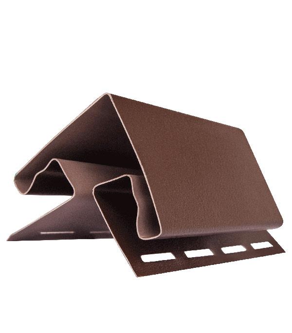 Угол наружный 3000 мм коричневый стоимость