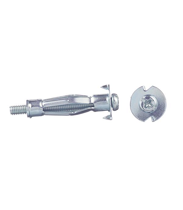 Анкер для листовых материалов Fischer 4x32 мм сталь (4 шт.)