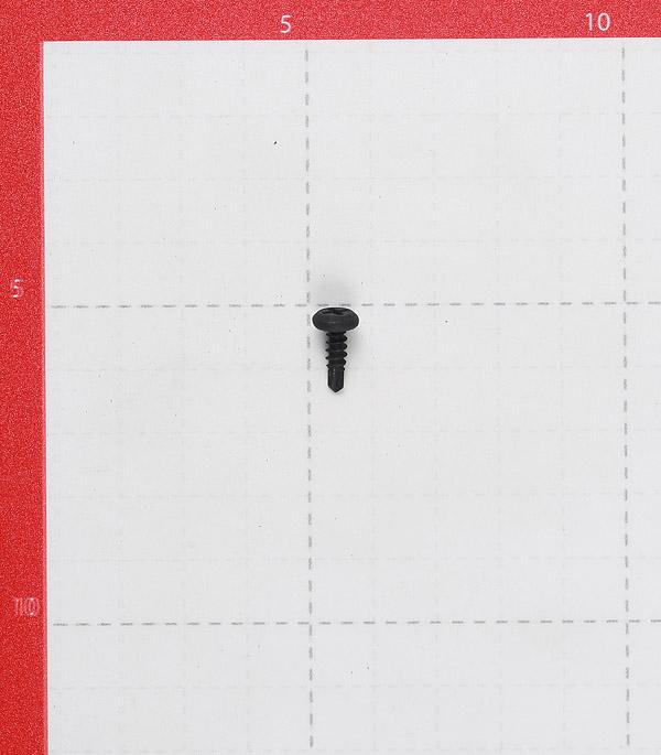 Саморезы клопы 11x3.9 (3.5) мм с буром фосфатированные (1000 шт.)