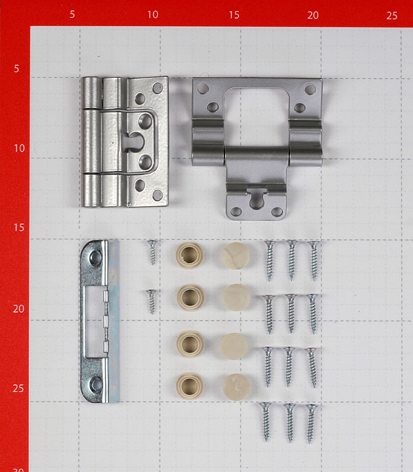 Коробка дверная VellDoris TREND, SMART экошпон капучино 38х80х2042 мм (859х2042 мм) (2,5 шт.)