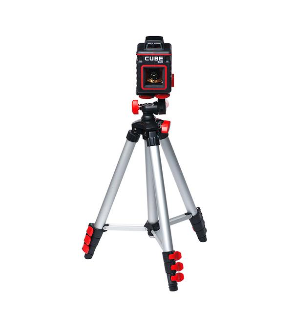 Нивелир лазерный ADA CUBE 360 Professional Edition (А00445) со штативом