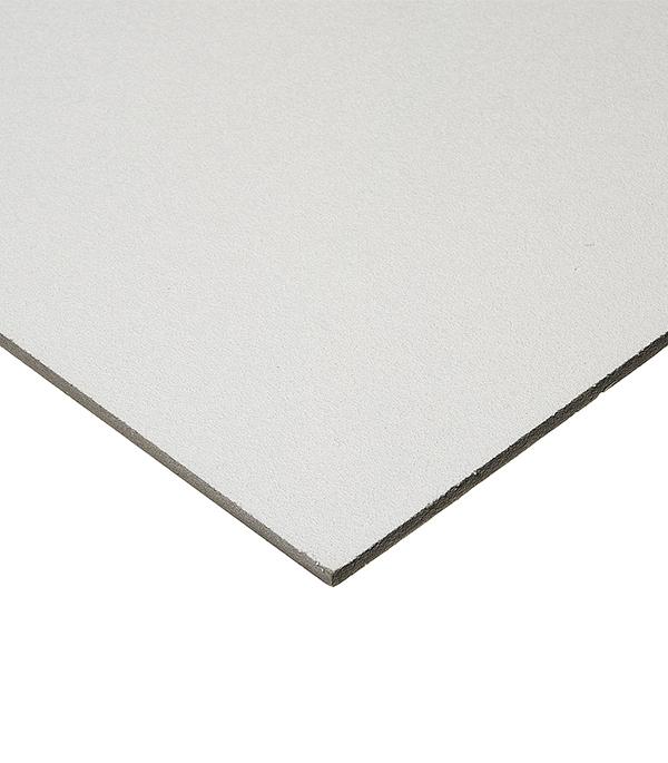 Купить Плита к подвесному потолку Board Оазис кромка 600х600х12 мм, Минеральное волокно