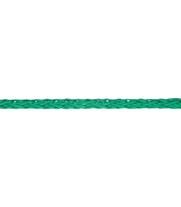 Плетеный шнур Белстройбат полипропиленовый зеленый d3 мм 50 м