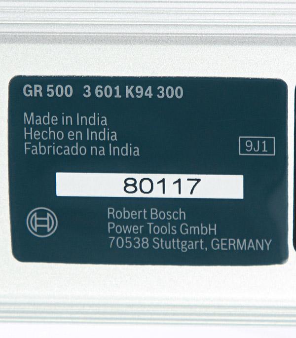 Рейка нивелирная Bosch GR 500 (00601094300) для оптических нивелиров 5 м