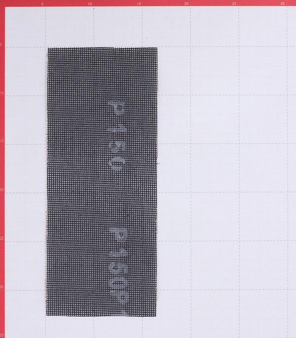 Шлифовальная сетка 280х115 мм Р150 (10 шт.) фото