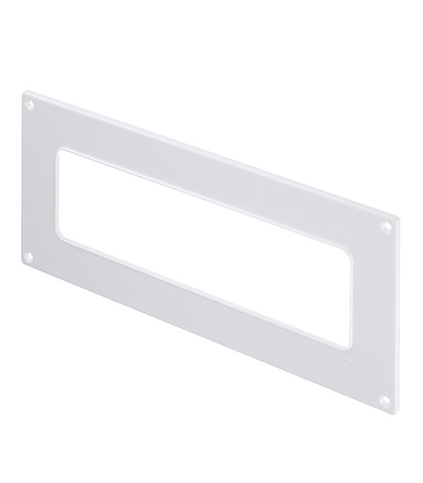 Накладка настенная для плоских воздуховодов пластиковая 60х204 мм цена