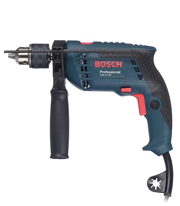цена на Дрель ударная Bosch GSB 13 RE 600 Вт ЗВП