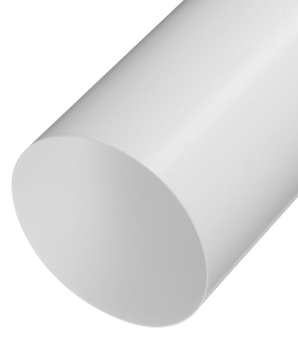 Воздуховод ERA круглый пластиковый d125 мм 1 м воздуховод pro tex pvc500130 пвх