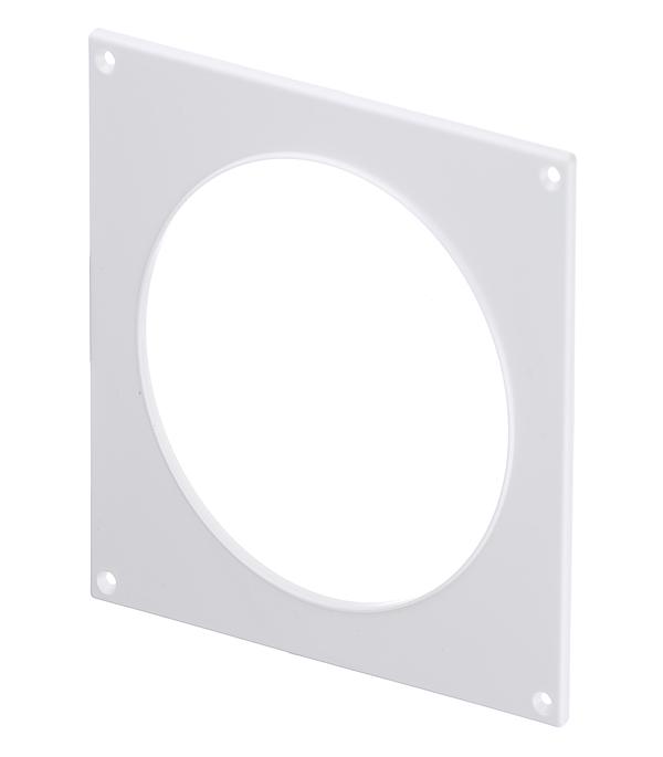 Накладка настенная для круглых воздуховодов пластиковая d130 мм цена