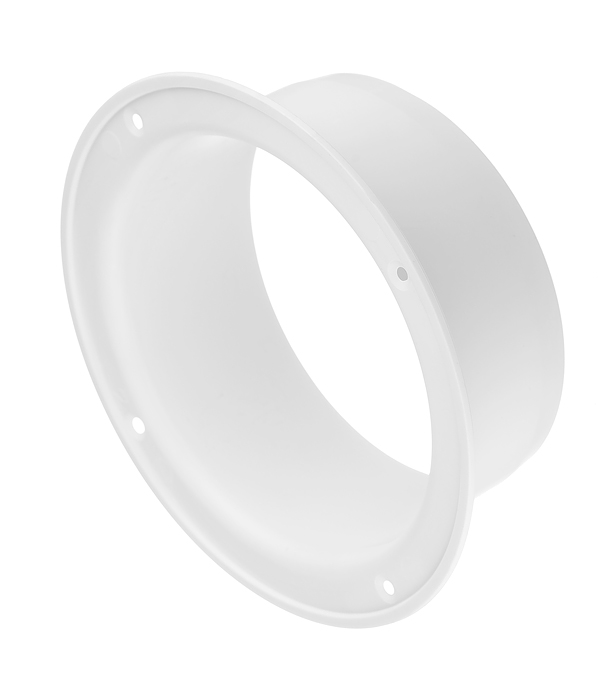 Фланец для круглых воздуховодов ERA пластиковый d125 мм
