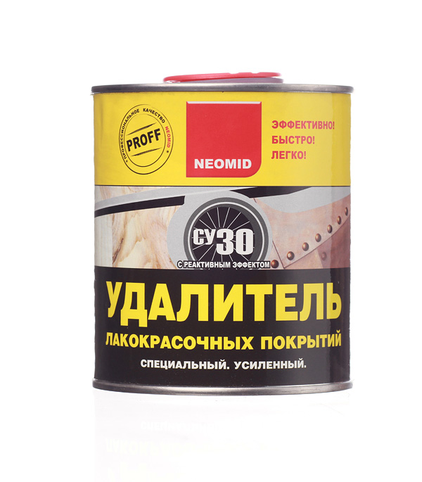 Средство для удаления краски Neomid Proff 0,85 кг