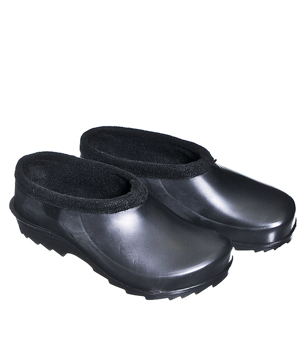 Галоши утепленные черные размер 41