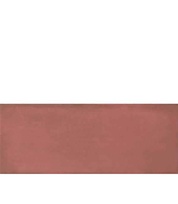 Плитка облицовочная 201x505х9 мм Эклипс Марсала красный (15шт=1,52 кв.м)