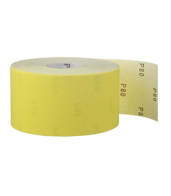 Наждачная бумага Abraforce Р80 115 мм 50 м