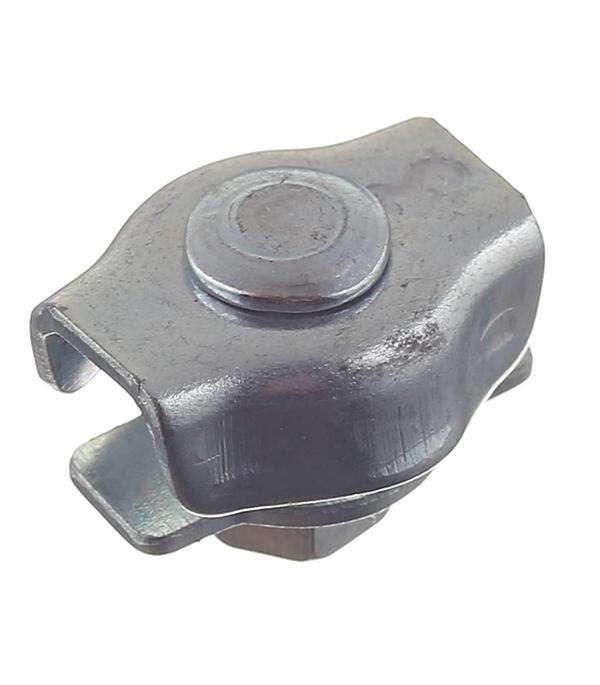 Зажим троса Simplex 3 мм (2 шт) зажим троса simplex 3мм 2шт