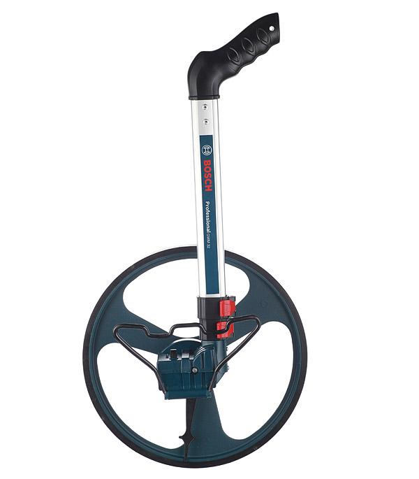 Курвиметр Bosch GWM 32 измерительное колесо bosch gwm 40 professional