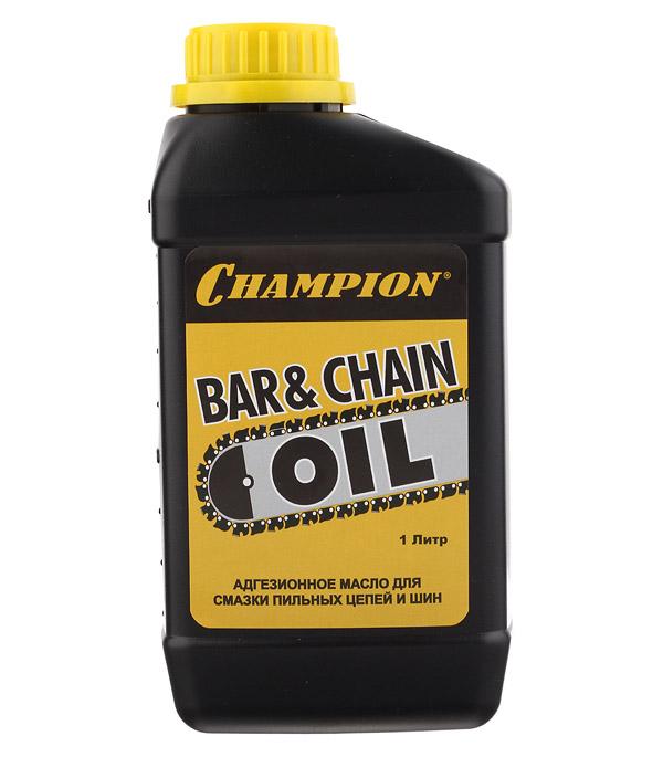 Масло для цепи и шины Champion 1 л muc off смазка для цепи dry lube 2015 50 мл